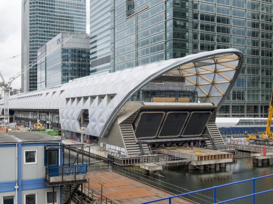 Architectural projects_specific expertise_Canary Wharf