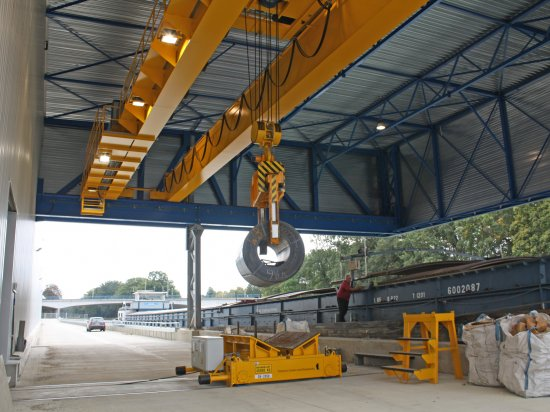 Warehouses-Production units_Proces cranes_Vosta